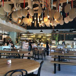 OBO' Italian Table & Bar Interior