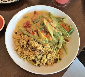Picture of Veg Cafe & Bar Market Curry Bowl