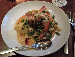 Lobster Pappardelle at Seasons 52