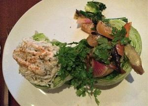 Lump Crab Salad at Seasons 52