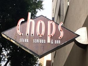 Chops Sign