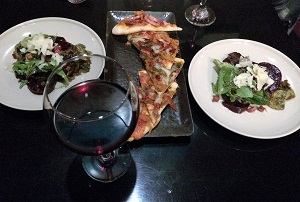 Picture of Formoli's Bistro Flatbread & Salad