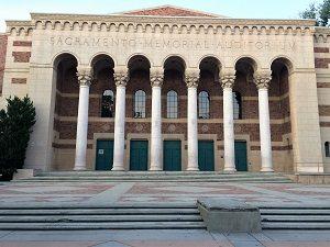 Picture of Memorial Auditorium