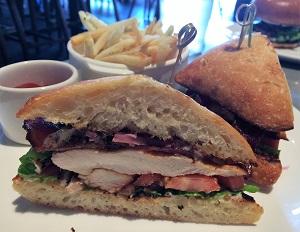 Picture of Wildwood Kitchen & Bar Chicken Sandwich