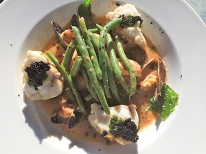 Picture of Rio City Cafe Grilled Monkfish