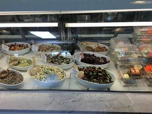 Picture of Selland's Market-Cafe Salad Case