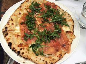 Picture of Prosciutto Pizze at Bistro Don Giovanni in Napa Valley