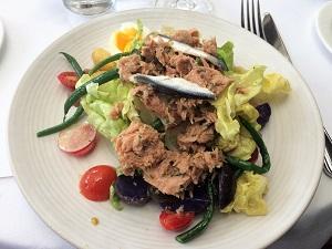 Picture of Napa Valley Bistro Don Giovanni Salade Nicoise