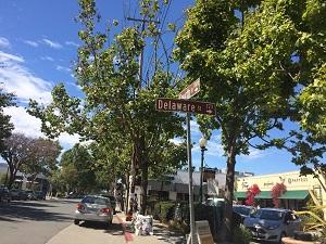 4th Street Shopping District in Berkeley