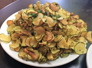 Picture of Lucca Zucchini Chips