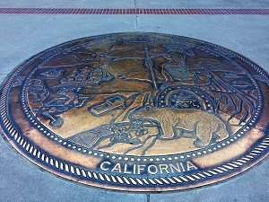 Picture of California State Seal