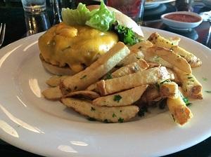 Picture of Formoli's Bistro Savor East Sac Burger