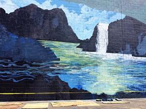 Picture of Wide Open Walls Artist Nosgo mural