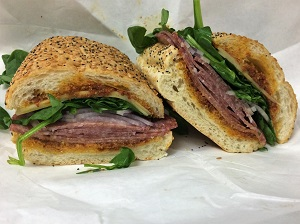 Picture of Corti Brothers The Tuscany sandwich
