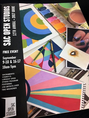 Picture of Sac Open Studios 2017 Guide