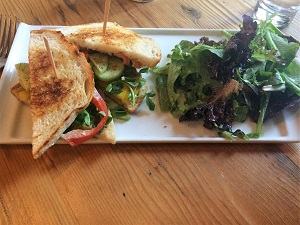 Picture of The Rind Veggie Sandwich