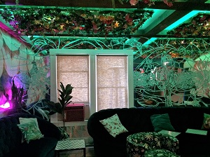 Picture of Flamingo House Lounge Area