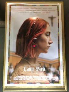 Picture of Lady Bird Movie Poster
