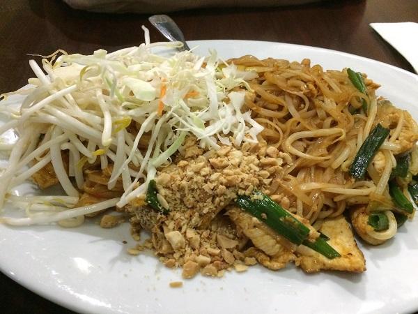 Picture of Drunken Noodle Pad Thai