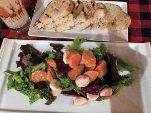Picture of The Red Rabbit Beet Salad