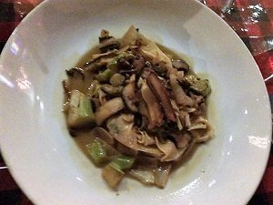 Picture of The Red Rabbit Mushroom & Noodles