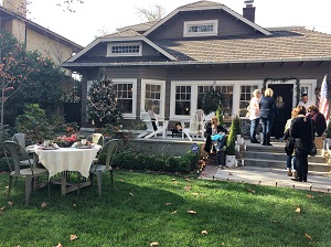 Picture of home on Sacred Heart Holiday Home Tour
