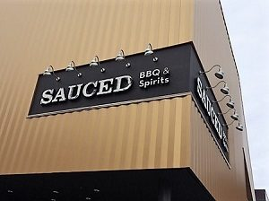Picture of Sauced BBQ & Spirits Exterior