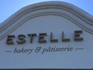 Picture of Estelle's Bakery and Patisserie Sign