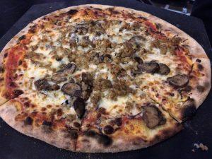 Picture of Hot Italian Bortolami Pizza