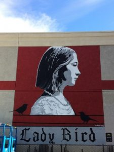 Picture of Lady Bird Mural by Maren Conrad