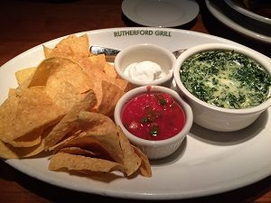 Picture of Rutherford Grill Spinach & Artichoke Dip