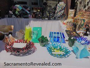 Photo of Kiwanis Art Fiesta Glass Art