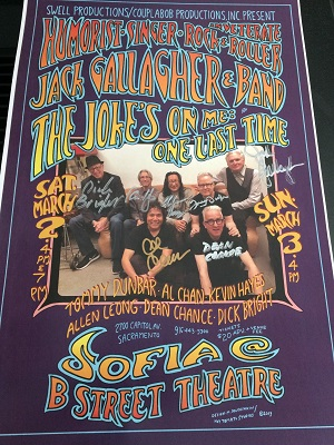 Photo of Jack Gallagher & Band Poster
