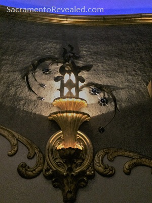 Photo of Crest Theatre Wall Sconce