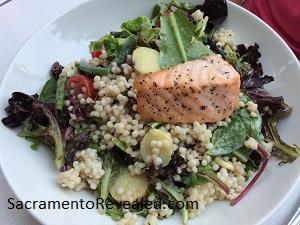 Photo of Iron Horse Tavern Salmon Salad