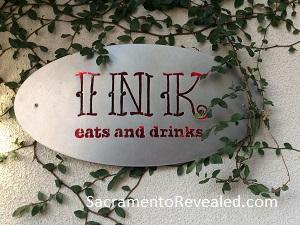 Photo of Ink Eats & Drinks Signage