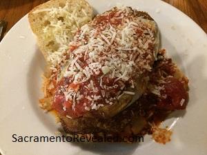 Photo of Adamo's Kitchen Eggplant Parmigiano