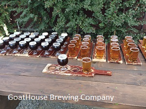 Photo of GoatHouse Brewing Company beer