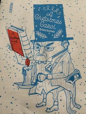 Photo of A Christmas Carol program