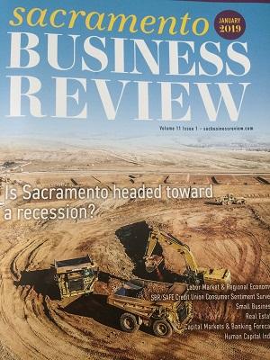 Photo of Sacramento Business Review Report Cover