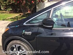 Photo of GIG Car Share Vehicle