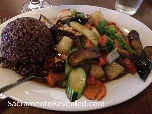 Photo of Coconut on T Eggplant dish