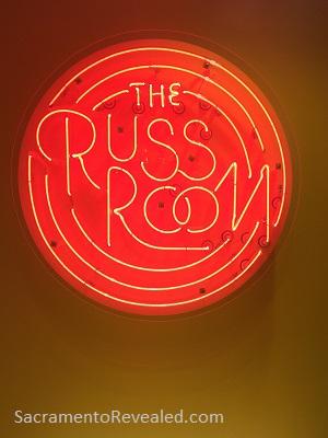 Photo of Solomon's Deli Russ Room Sign
