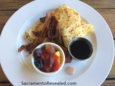 Photo of Cafe Dantorels Breakfast Crepe