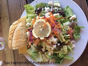 Photo of Cafe Dantorels Greek Salad