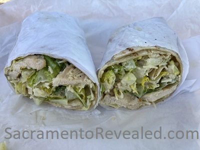 Photo of Chicken Caesar Wrap