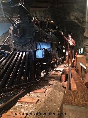 Locomotive California State Railroad Museum