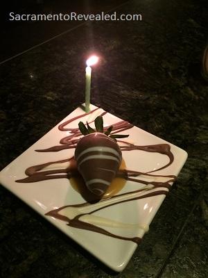 Photo of Melting Pot Chocolate Covered Strawberry