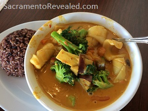 Photo The Coconut River Park Red Curry