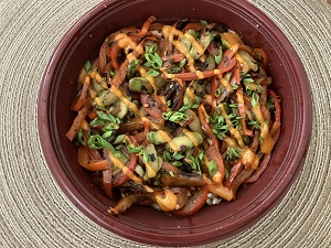 Photo of Origami Asian Grill Rice Bowl